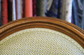 Dossier du fauteuil Louis XVI