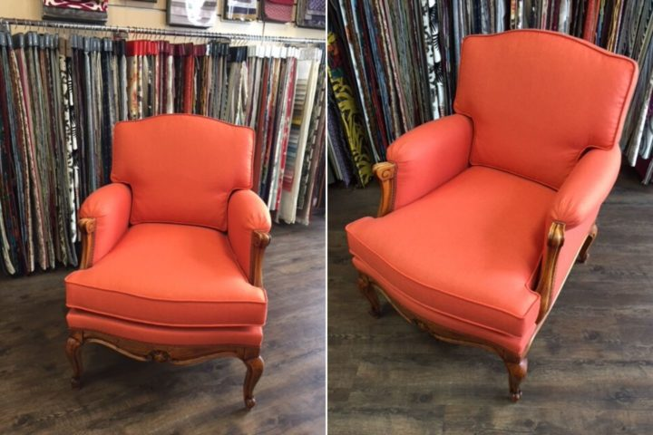 relooking fauteuil louis xv