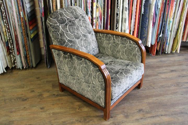 renovation fauteuil 1930