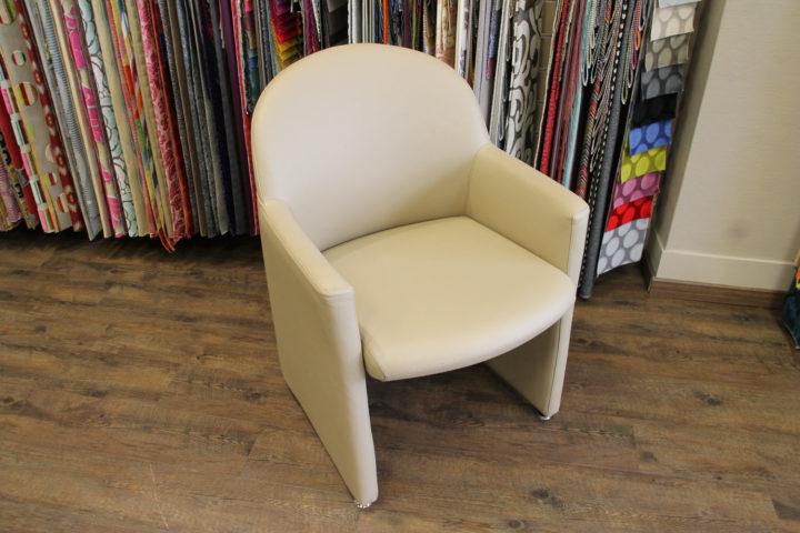renovation fauteuil en cuir