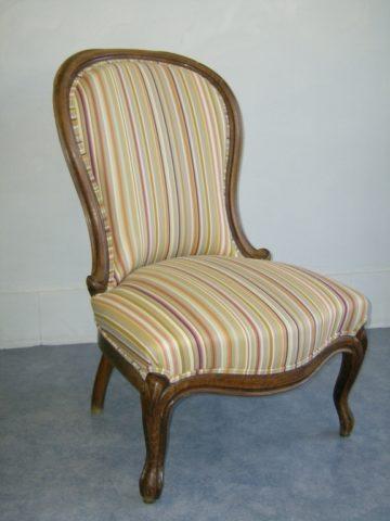 renovation-fauteuil-tissu-raye