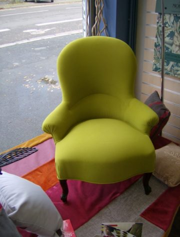 renovation-fauteuil-vert