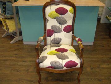 restauration-fauteuil-voltaire-fleuri